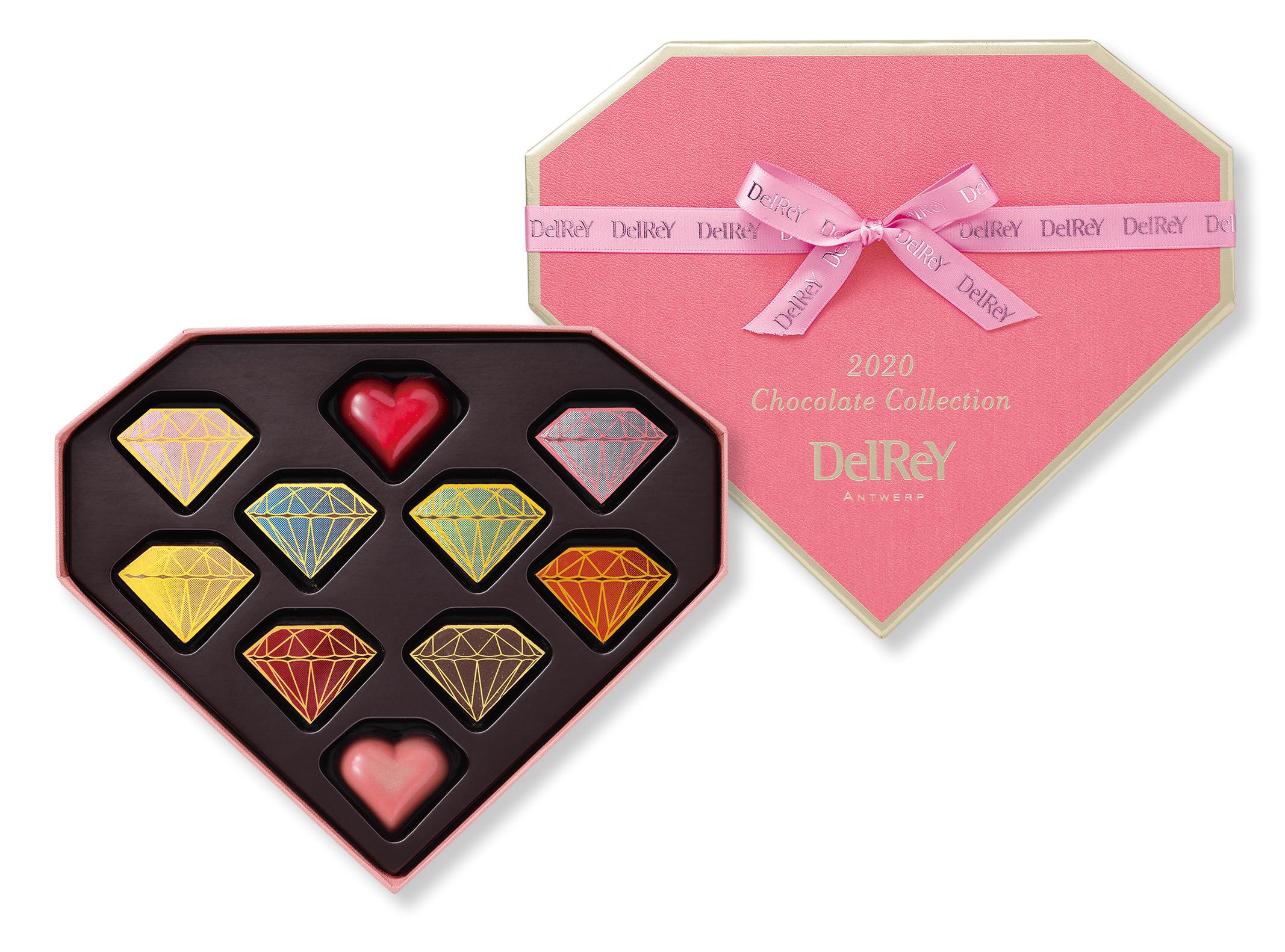 ホワイトデー期間中の2020 Chocolate Collection の販売につきまして