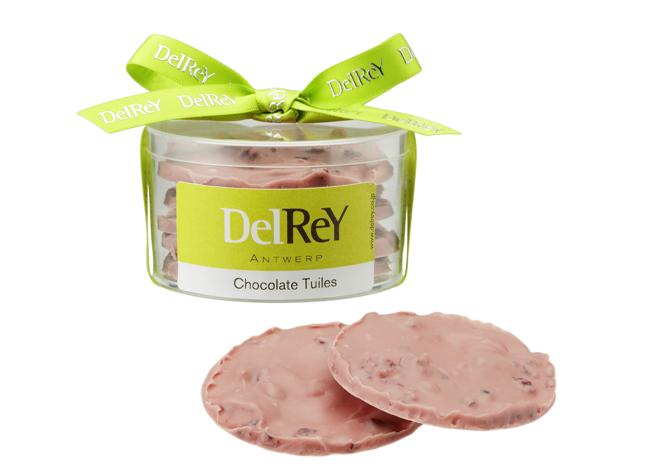 チョコレートチュイールルビー