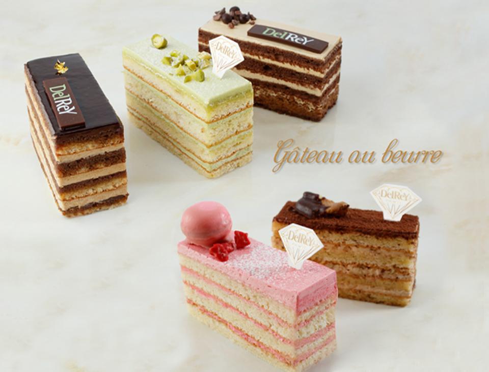 Gâteau au beurre 発売のお知らせ